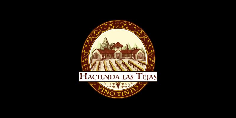 Hacienda Las Tejas - Vino Tinto