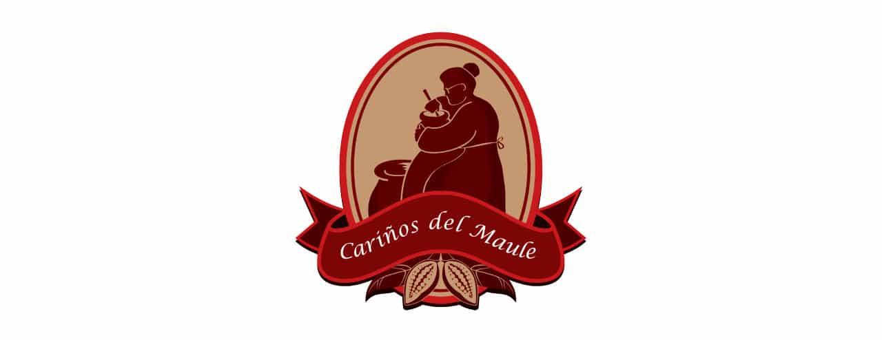 cariños del maule Logo