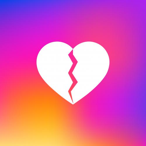 Instagram dejará muchos corazones rotos